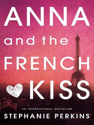 Click this cover for a(n) eBook sample of Anna and the French Kiss.