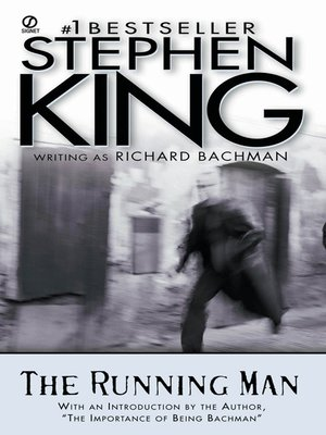 Click this cover for a(n) eBook sample of The Running Man.