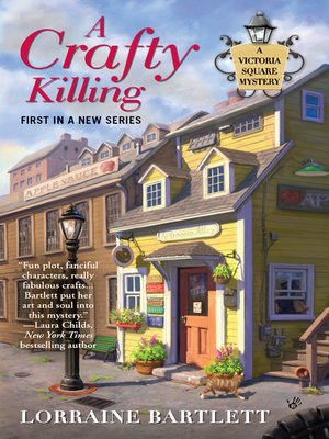 Click this cover for a(n) eBook sample of A Crafty Killing.