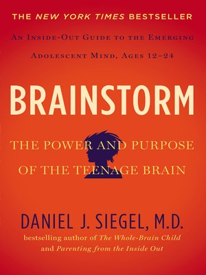 Click this cover for a(n) eBook sample of Brainstorm.