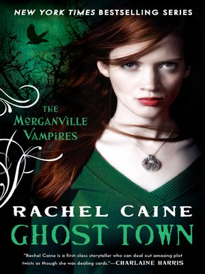 Click this cover for a(n) eBook sample of Ghost Town.