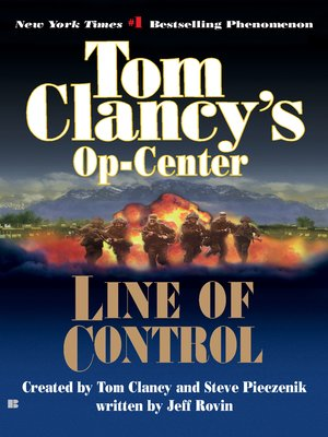 Click this cover for a(n) eBook sample of Line of Control.