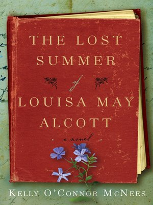 Click this cover for a(n) eBook sample of The Lost Summer of Louisa May Alcott