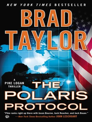 Click this cover for a(n) eBook sample of The Polaris Protocol.