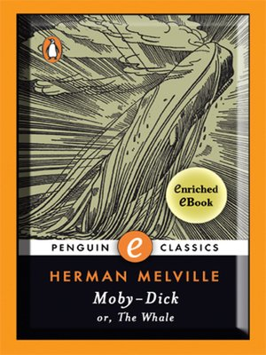 Click this cover for a(n) eBook sample of Moby Dick.