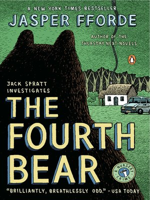 Click this cover for a(n) eBook sample of The Fourth Bear.