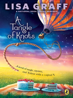 Click this cover for a(n) eBook sample of A Tangle of Knots.