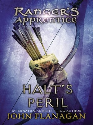 Click this cover for a(n) eBook sample of Halt's Peril.
