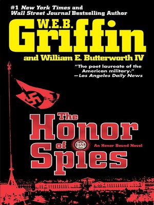 Cover of The Honor of Spies