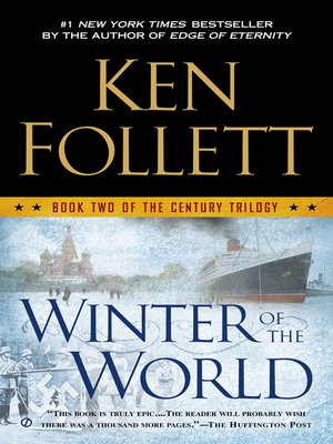 Click this cover for a(n) eBook sample of Winter of the World