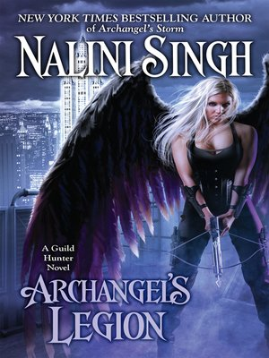 Click this cover for a(n) eBook sample of Archangel's Legion.