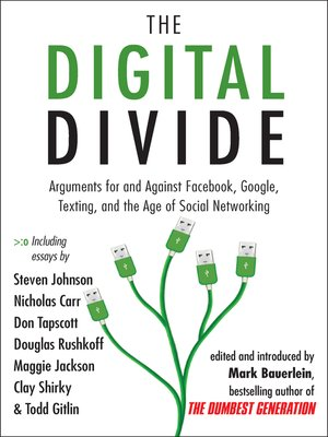 Click this cover for a(n) eBook sample of The Digital Divide.