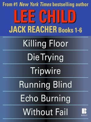 Jack Reacher, Books 1-6
