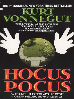 Cover of Hocus Pocus