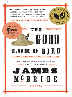 Click this cover for a(n) eBook sample of The Good Lord Bird.