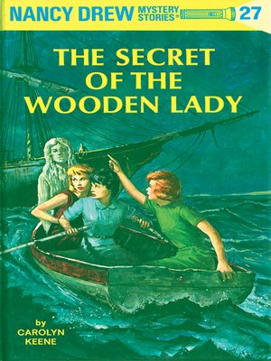 Cover of The Secret of the Wooden Lady