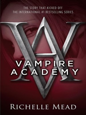 Click this cover for a(n) eBook sample of Vampire Academy.