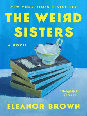 Click this cover for a(n) eBook sample of The Weird Sisters.