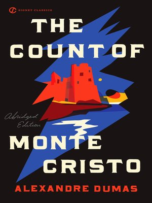 Cover of The Count of Monte Cristo
