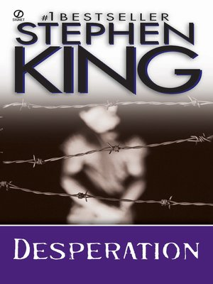 Click this cover for a(n) eBook sample of Desperation