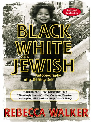 Click this cover for a(n) eBook sample of Black White & Jewish.