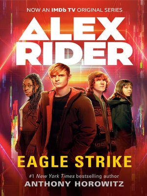 Click this cover for a(n) eBook sample of Eagle Strike