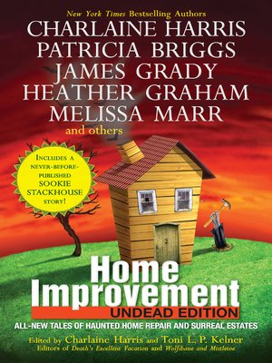 Click this cover for a(n) eBook sample of Home Improvement
