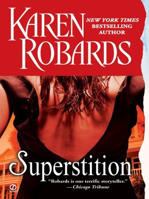 Cover of Superstition