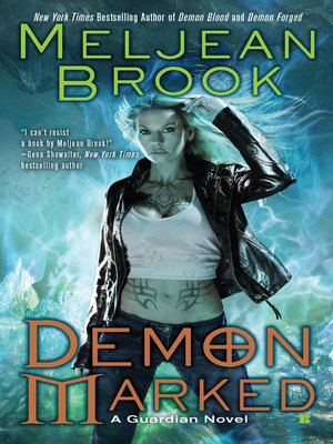 Click this cover for a(n) eBook sample of Demon Marked.