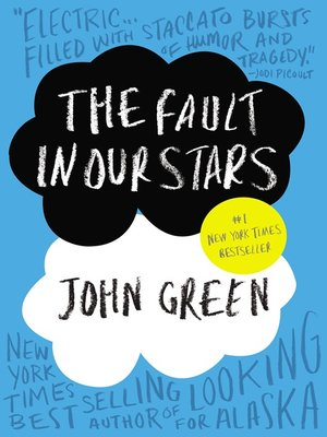 Click this cover for a(n) eBook sample of The Fault in Our Stars.