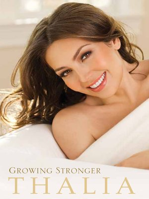 Click this cover for a(n) eBook sample of Growing Stronger.