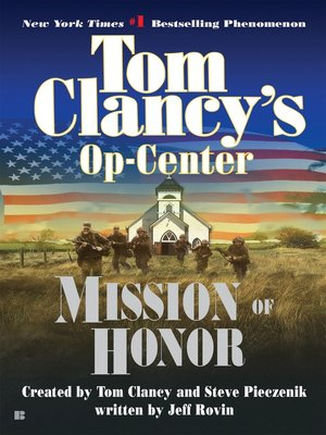 Click this cover for a(n) eBook sample of Mission of Honor