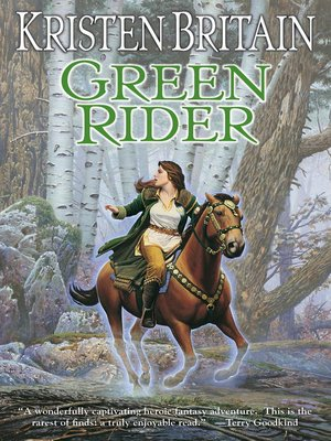 Click this cover for a(n) eBook sample of Green Rider