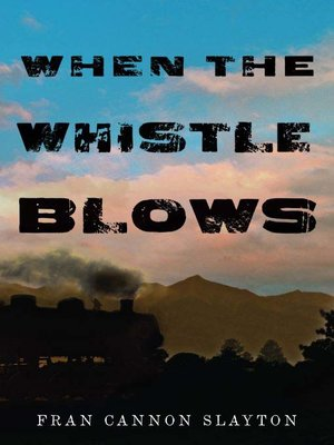 Click this cover for a(n) eBook sample of When the Whistle Blows.