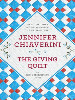 Click this cover for a(n) eBook sample of The Giving Quilt.
