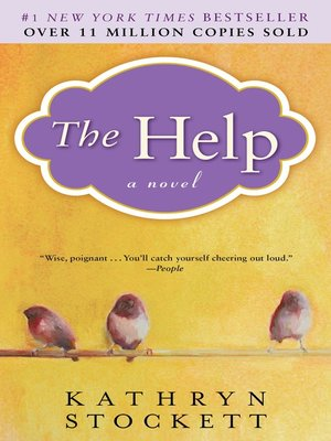 Click this cover for a(n) eBook sample of The Help.
