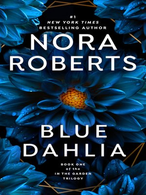 Cover of Blue Dahlia