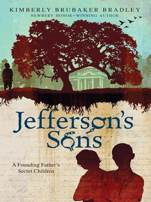 Click this cover for a(n) eBook sample of Jefferson's Sons