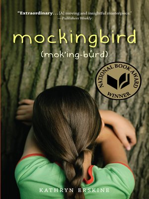 Click this cover for a(n) eBook sample of Mockingbird.