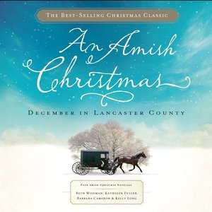 Click this cover for a(n) Audiobook sample of An Amish Christmas