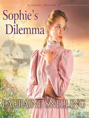 Click this cover for a(n) Audiobook sample of Sophie's Dilemma
