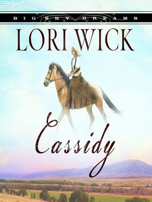 Click this cover for a(n) Audiobook sample of Cassidy.