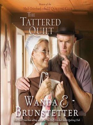 Click this cover for a(n) Audiobook sample of The Tattered Quilt