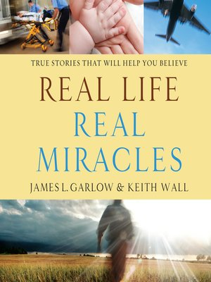 Click this cover for a(n) Audiobook sample of Real Life, Real Miracles.