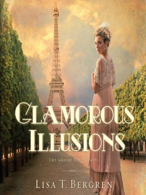 Click this cover for a(n) Audiobook sample of Glamorous Illusions.