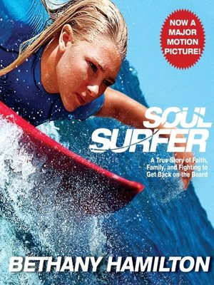 Click this cover for a(n) Audiobook sample of Soul Surfer