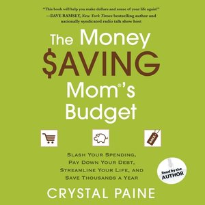 Click this cover for a(n) Audiobook sample of The Money Saving Mom's Budget.