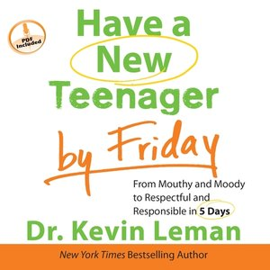 Click this cover for a(n) Audiobook sample of Have a New Teenager by Friday