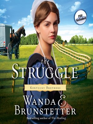 Click this cover for a(n) Audiobook sample of The Struggle.