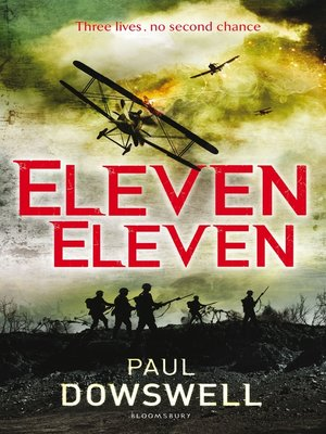 Click this cover for a(n) eBook sample of Eleven Eleven.